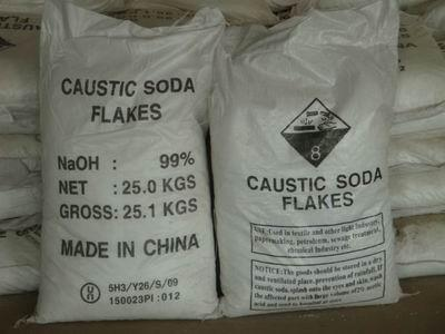 99% Solid Caustic Soda Solid Type 99% CAS N1310-73-2