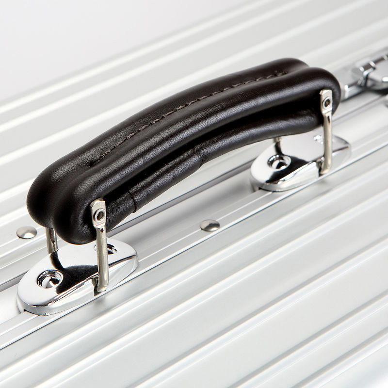 Aluminium Luggage for Business Trip