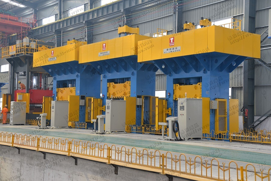 CE Standard/1000t 800t 600t Hydaulic Press for SMC/BMC/Gmt/