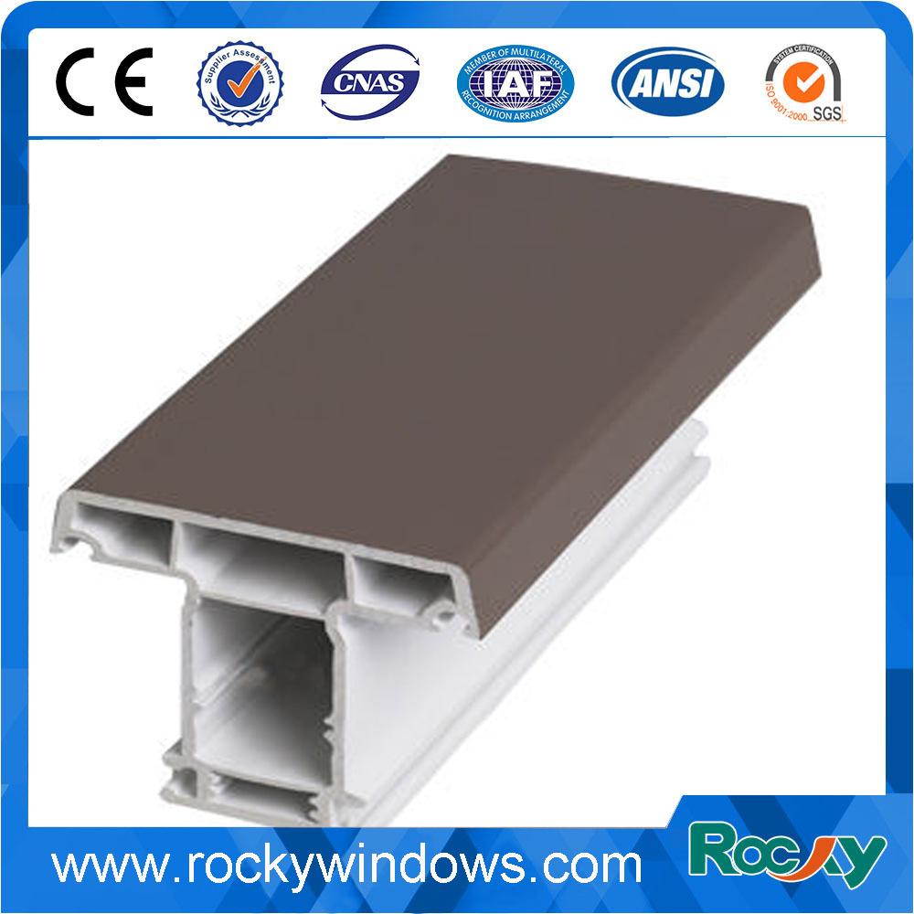 Plastic PVC Corner Profile