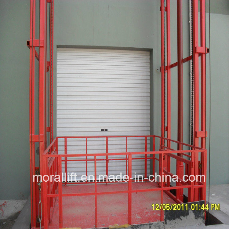Hydraulic Freight Vertical Electric Platform Lift for sale
