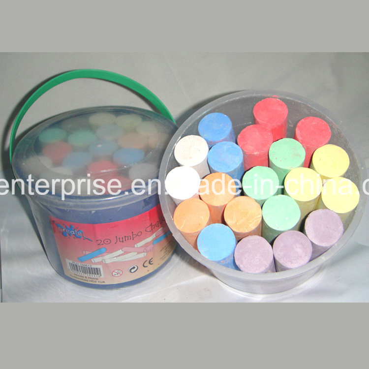 White and Colored Dustless Chalk