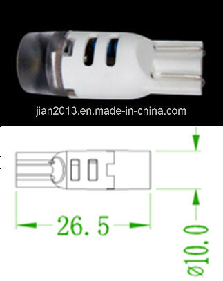 100lm LED T10/194/168 Bulb T10 LED Car Light