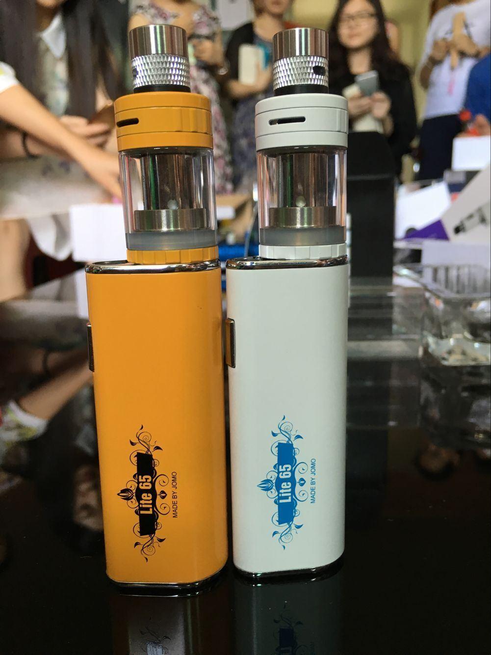 2016 New Vape E Cigarette Lite 65 Box Mod 65W 3000mAh Jomo Lite 65 Vape Mod Kit