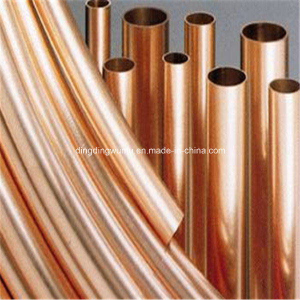 Factory Direct Sale Tungsten Copper Alloy Tube