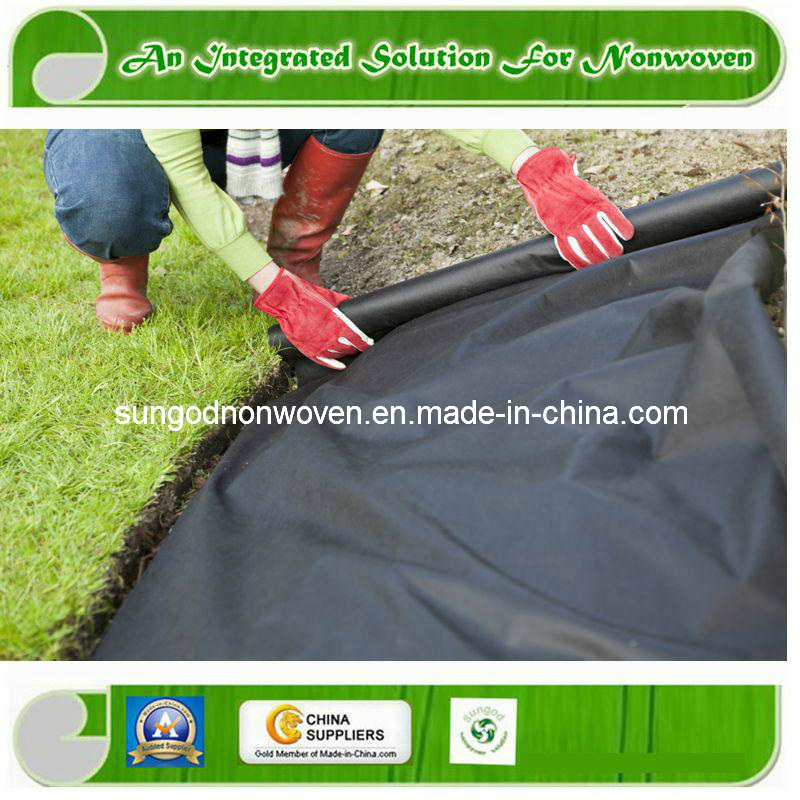 Weed Control Non Woven Fabric with UV Resistance