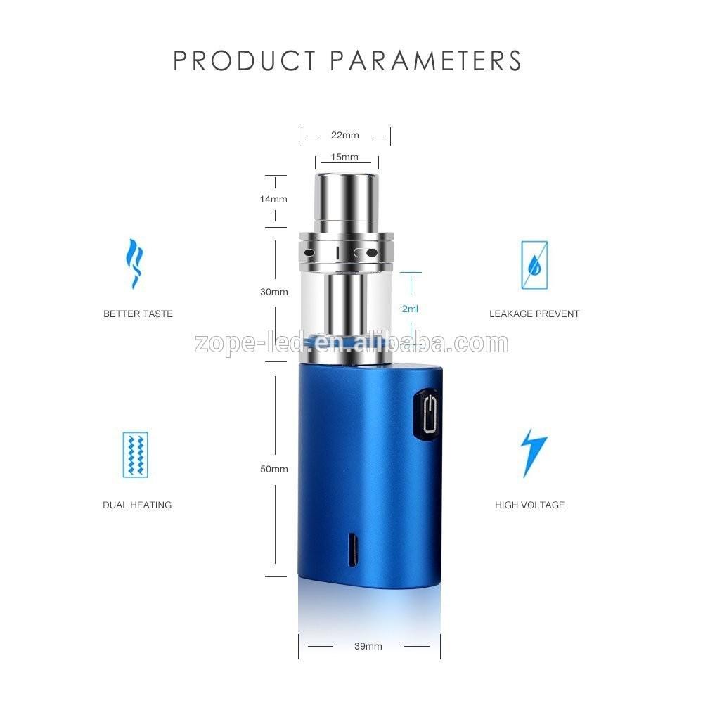 Mini Vape Mods 35 Watt Lite Mini Box Mod E Cigarette