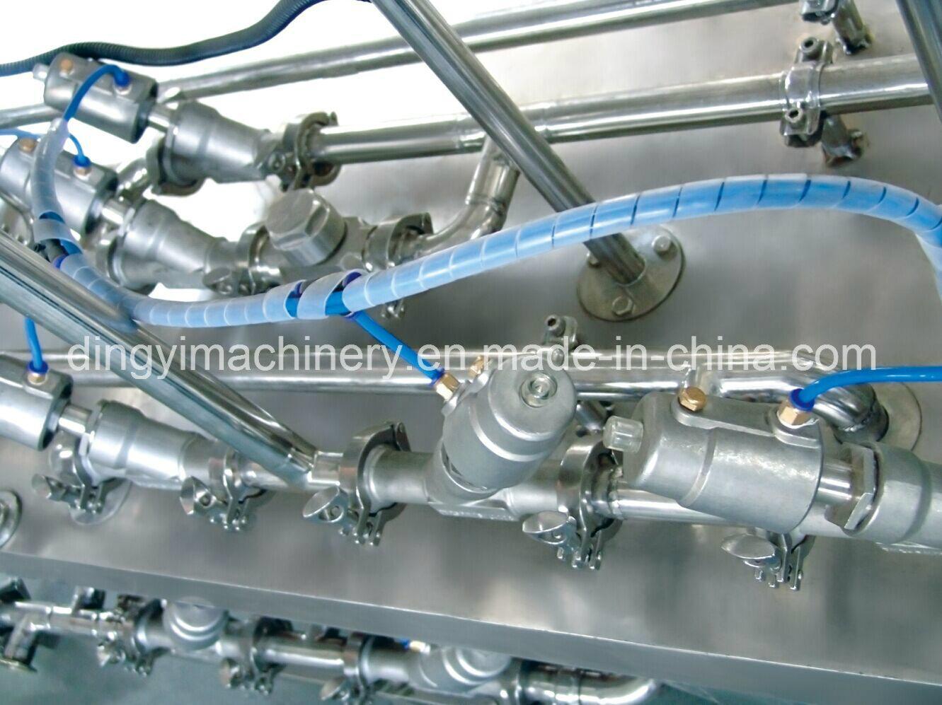 Cream Ointment Soft Gel Vacuum Emulsifying Mixer (ZRJ-200)