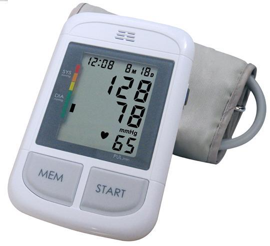 Arm Digital Blood Pressure Monitor Sphygmomanometer Hz-5915