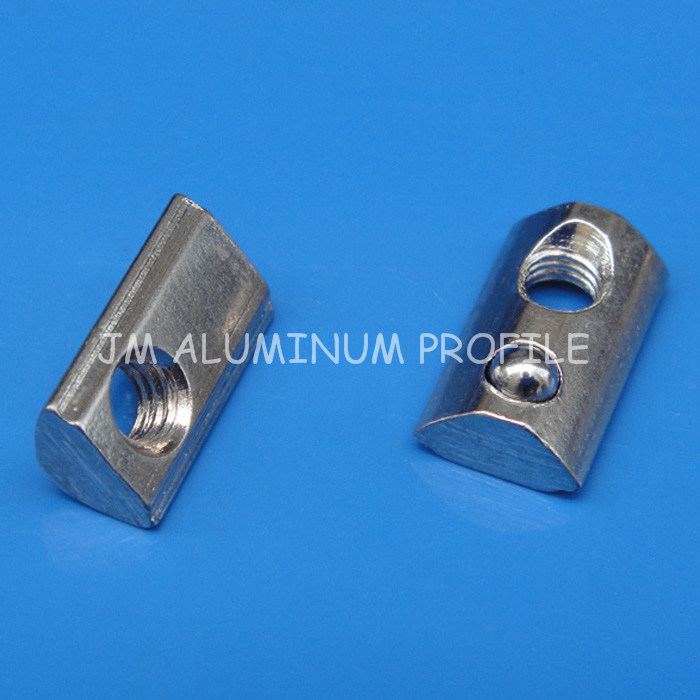 T Nut / Roll-in T-Slot Nut for Aluminum Profiles Hrn