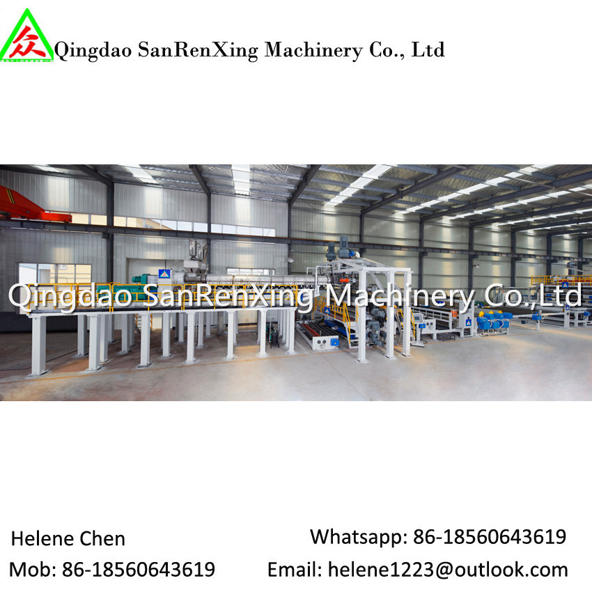 Tpo Waterproof Membrane Production Line