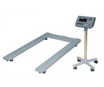3t - 5t - Weighing Platform Floor Scale (V-I)