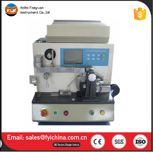 Electronic Evenness Tester