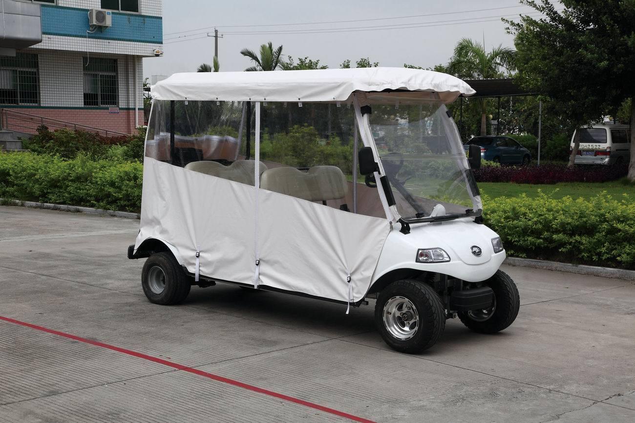 China Hdk Enclosure For 4 Seater Golf Cart Rain Cover Car