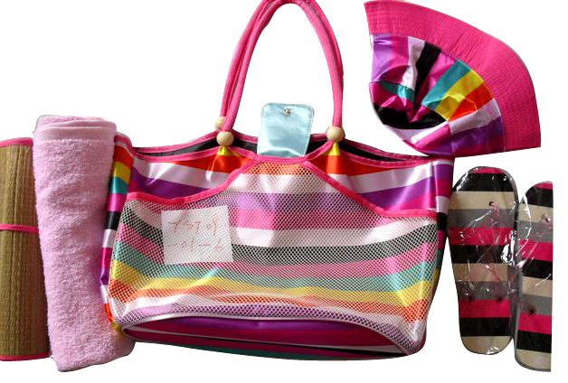 Fashion Beach Bag Set (YSBB-12037)