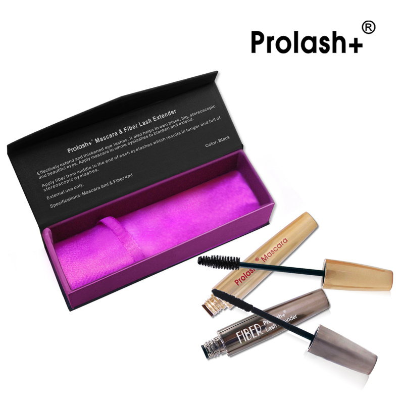 Private Label Prolash+ Macara & Fiber Lash Extender Mascara Set
