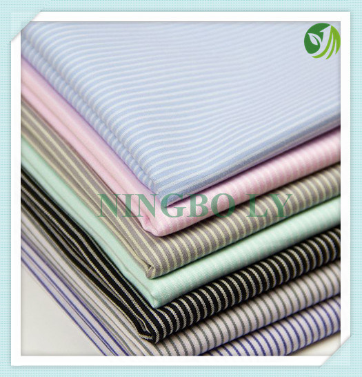 CVC&Tc&100% Cotton Shirting Fabric
