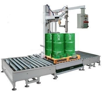 4 Drums Filling Machine (200L)