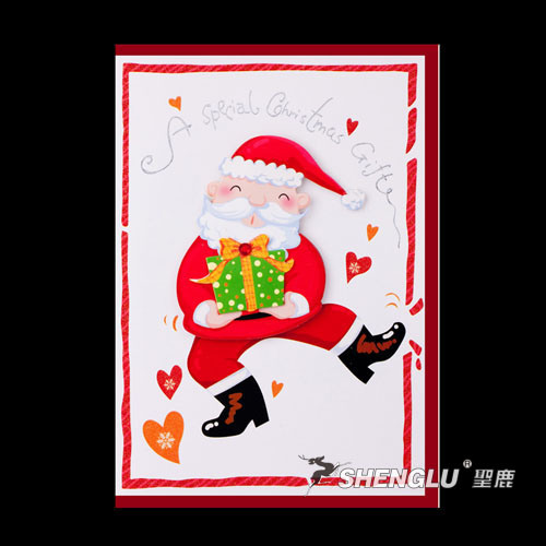 Greeting Card / Christmas Greeting Card (G264-06)