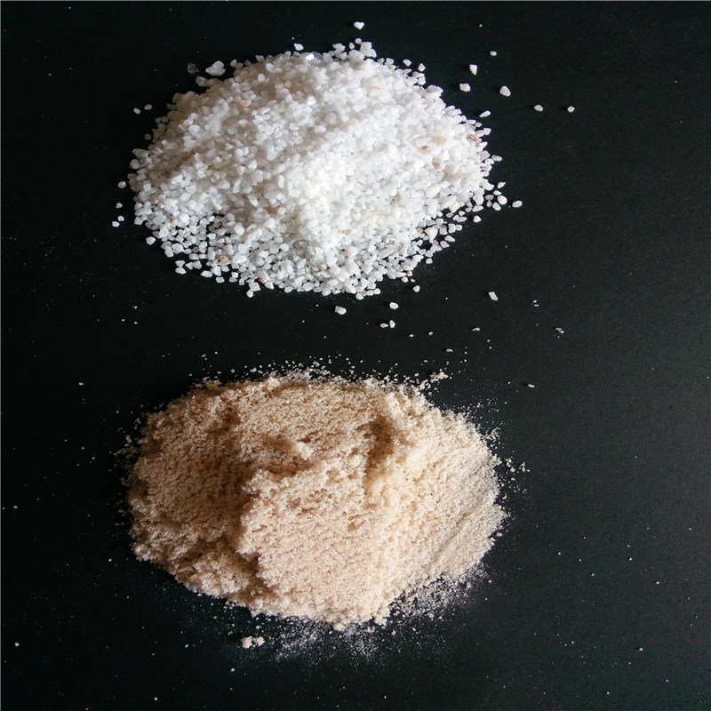 Silica Sand/Gravel/Powder for Quartz/Marbl Stone