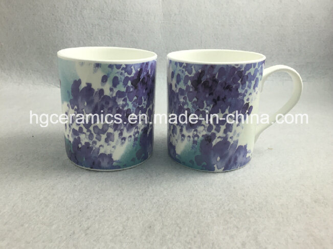 8oz Fine Bone China, 8oz Bone China Mug