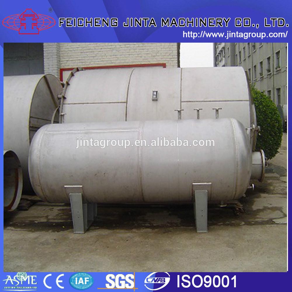 Pressure Tank, Gas Stainless Steel Tank Pressure Tank/ Vessel