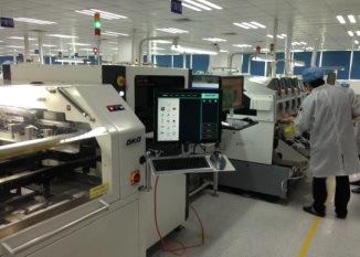 Online 3D Solder Paste Inspection Full Automatic Ultra High Precision Model on SMT