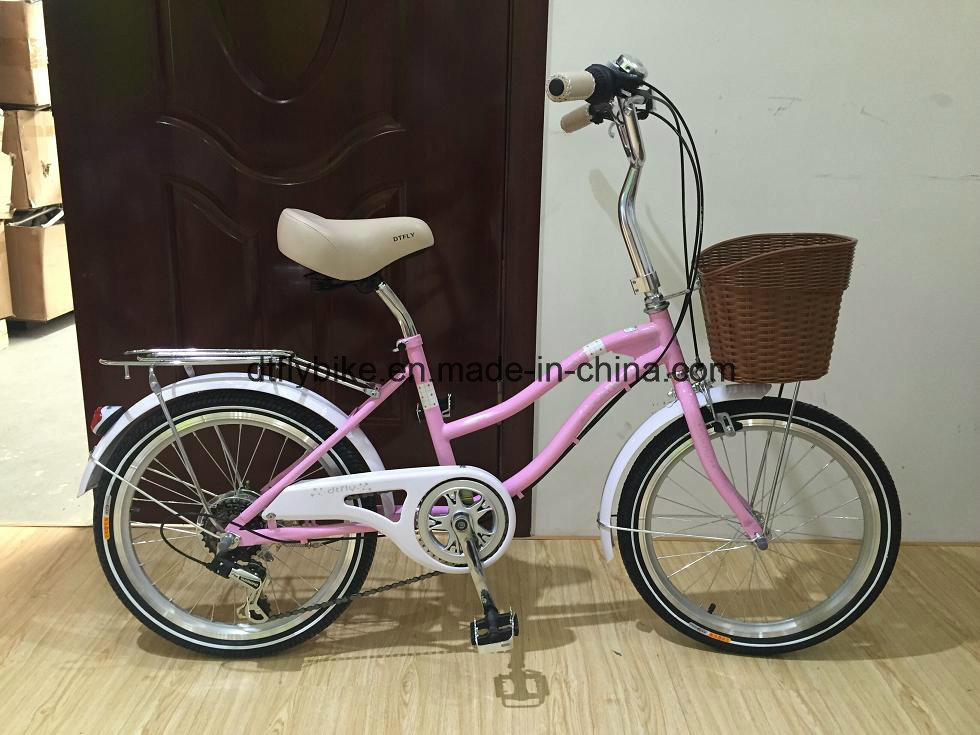 20inch Shimano 6speed City Bicycle. Beach Bike