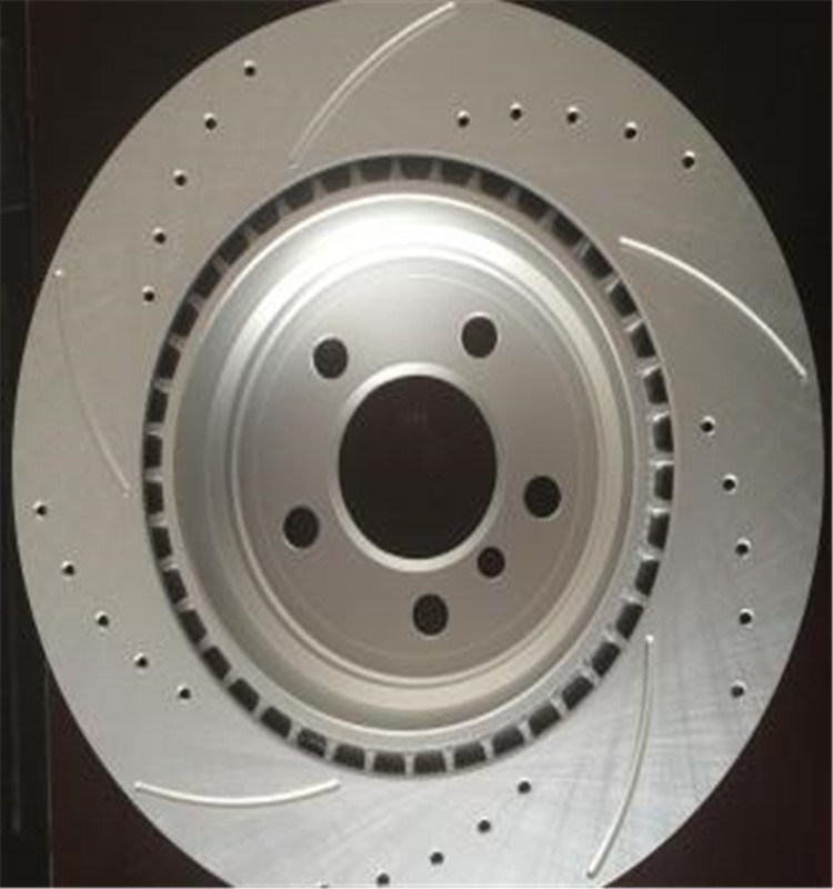 High Quality USA, Well Sold, High Price, Carbon Road Frame Front Brake Disc for Audi 1K0615301AA