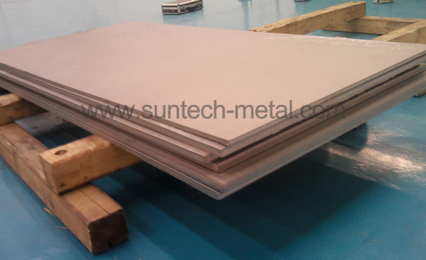 Titanium Plate - Pure and Alloy (T001)