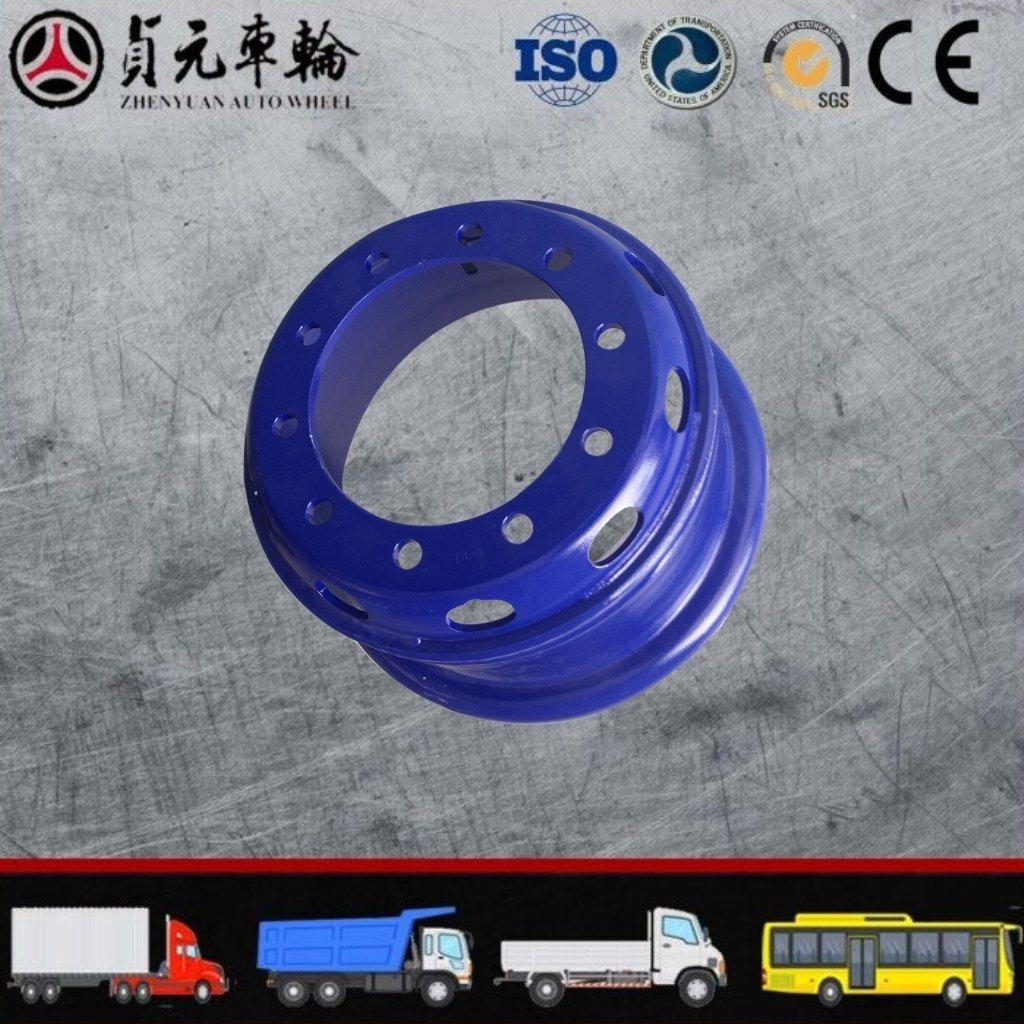 Steel Wheel Rim Of Tube Wheel Manufacturer (8.0-20)