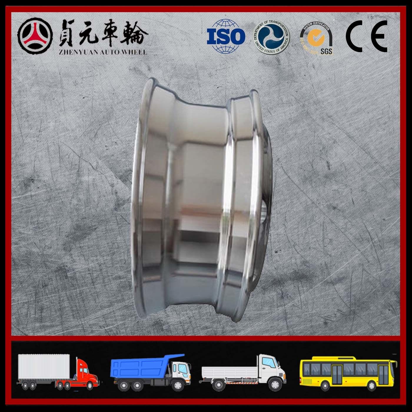 Zhenyuan Auto Wheel for Alloy Wheel