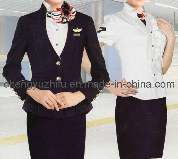Air Hostess Uniform 65