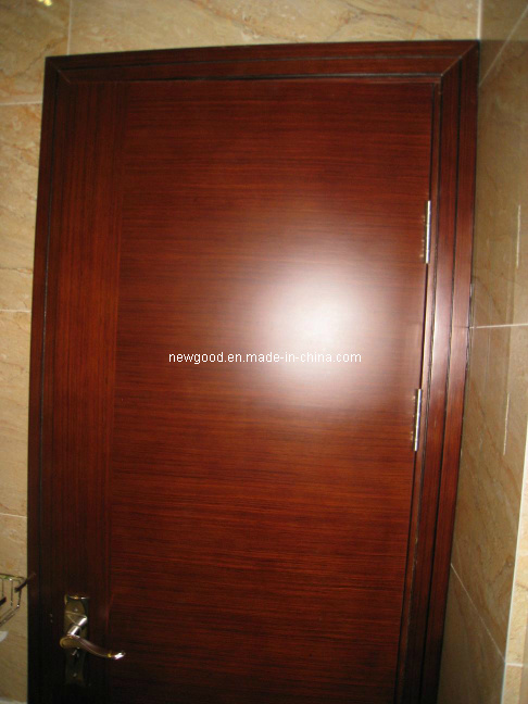 Good Quality Painting Fire Rated Wooden Door