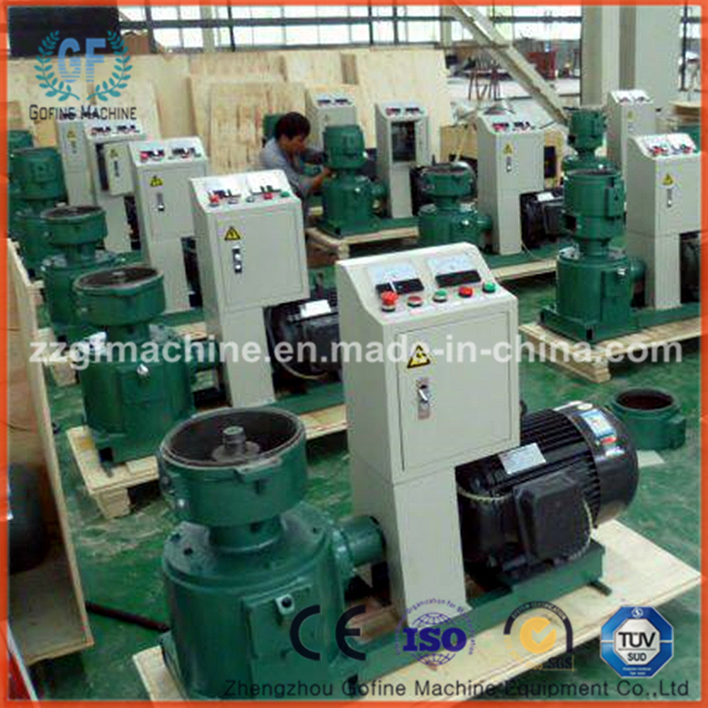 Ce Approved Feed Pellet Mill