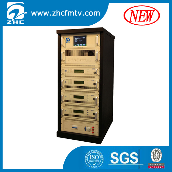 New High Reliability 3kw FM Broadcast Transmitter for Radio Station