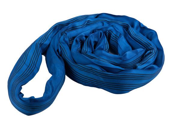 Polyester Round Webbing Sling 8 Ton