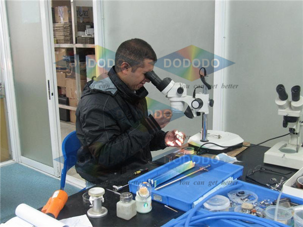 Medical Device Rigid Endoscope Repair & Maintenance Training