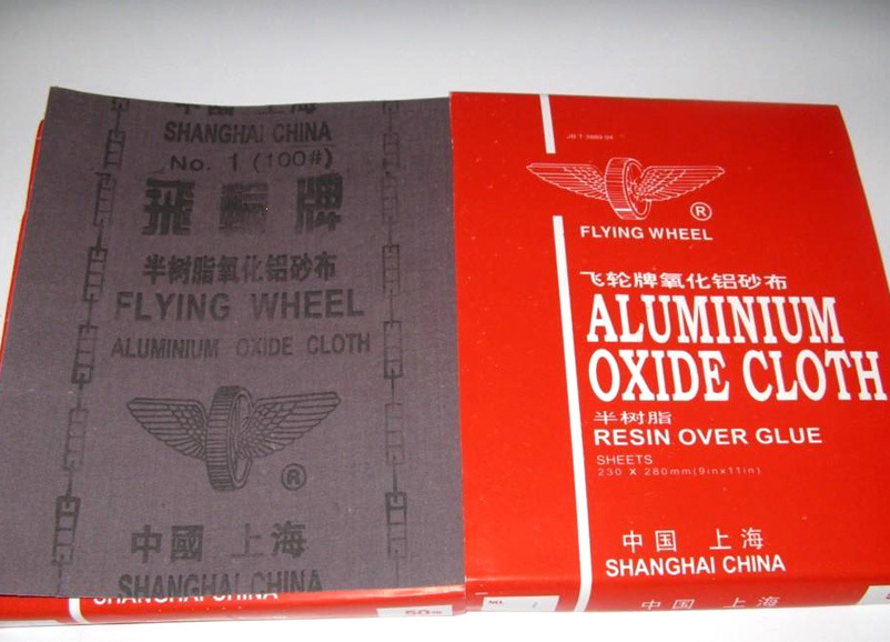 Aluminium Oxide Abrasive Cloth Sheet