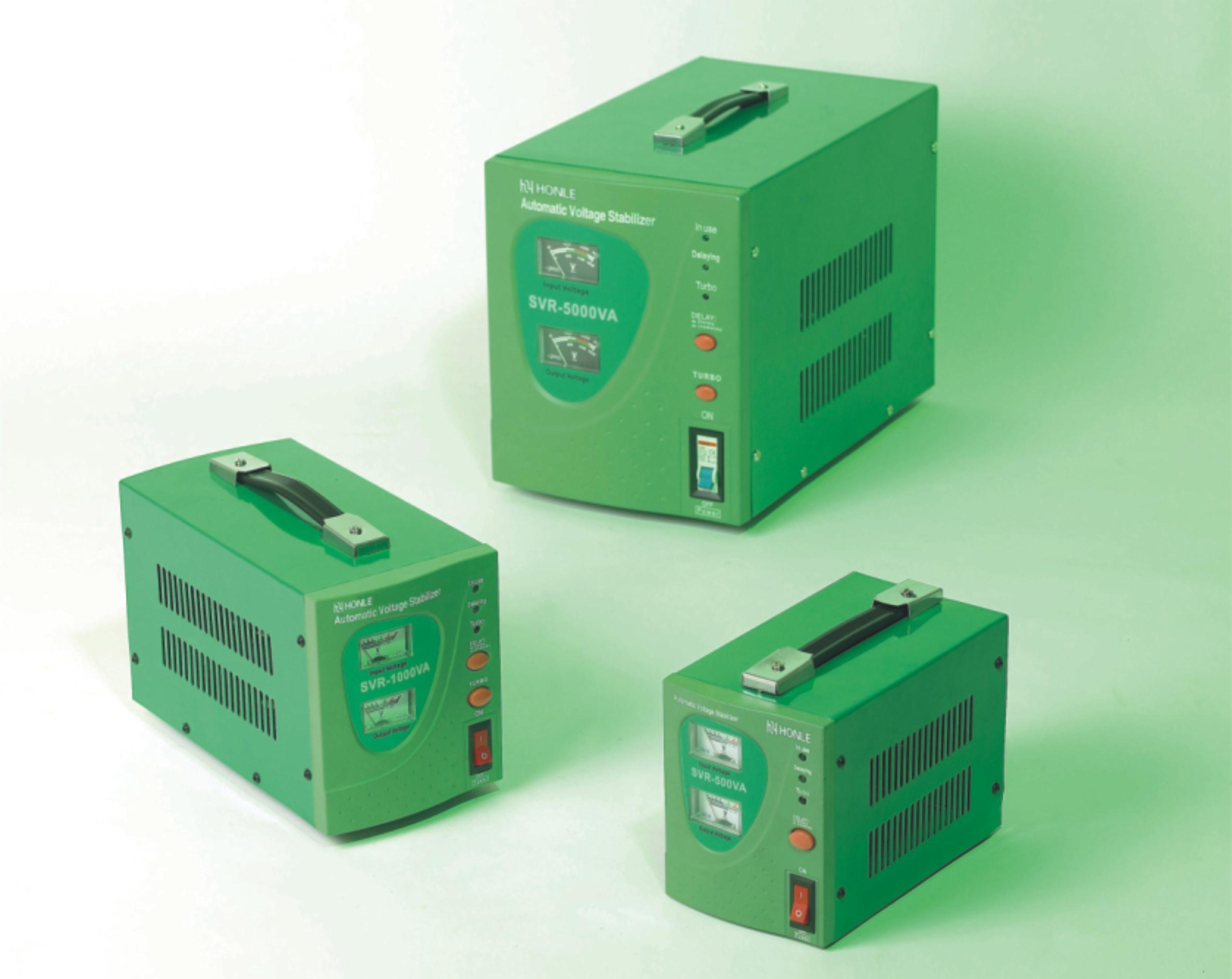 SVR Relay Type Voltage Regulator (SVR voltage stabilizer)
