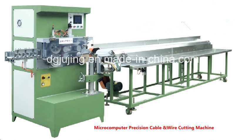 Microcomputer Precision Cable Wire Cutting Machine
