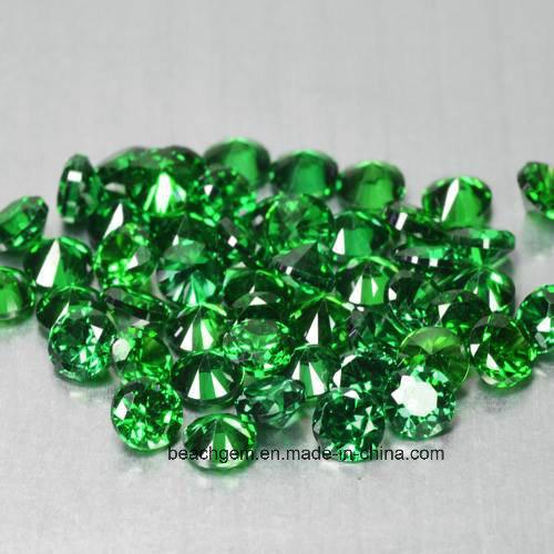Jewelry Parts-Color Cubic Zirconia Stone