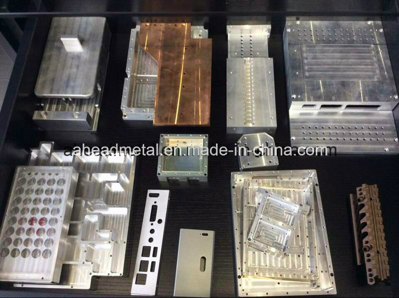 High Tolerance CNC Machining Parts for Modern Equipments