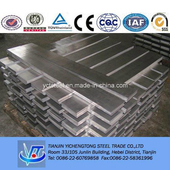Flat Aluminium Plate with Narrow Width