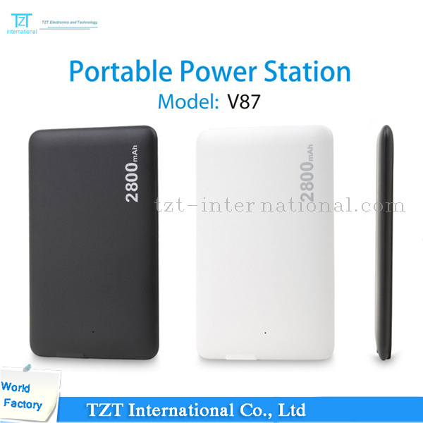 Hot Selling Portable Power Station Super Thin (V87)