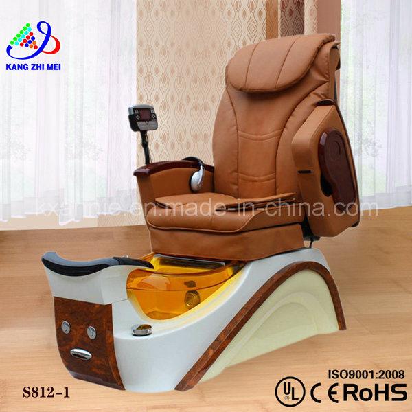 China Hot Sale Salon Pedicure SPA Massage Chair Km S812 1
