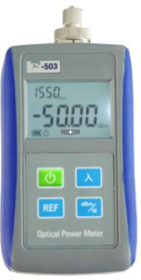 Mini Fiber Optical Power Meter