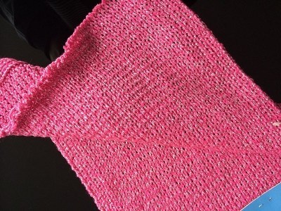 Sweater Yarn for Flat Knitting