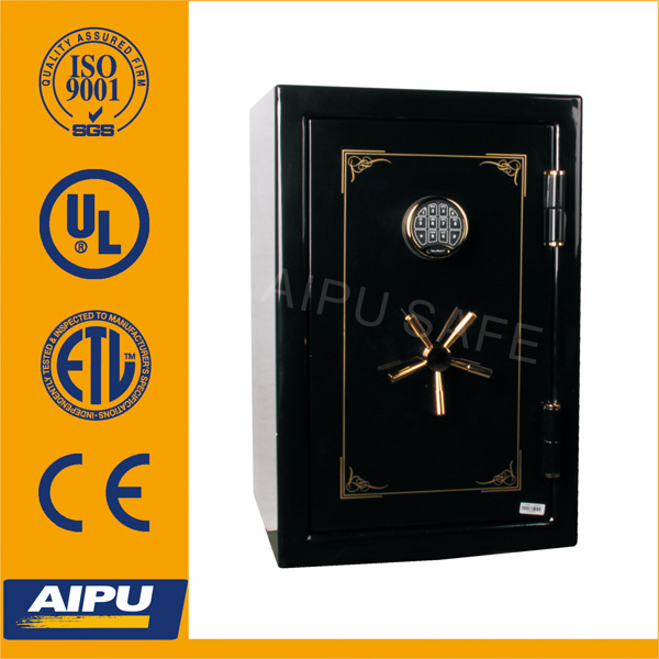 home safe box GS3020E1956-BL / fireproof / UL listed electronic lock