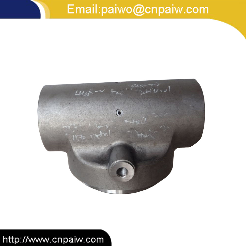 Forged Construction Machine Excavator Hydraulic Parts